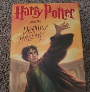 Harry Potter First Edition 2017 Book